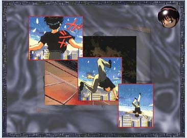 3 x 3 Eyes CD-ROM